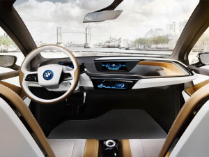 BMW i3 Concept © BMW Group
