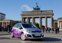 Kia Rio von CiteeCar in Berlin