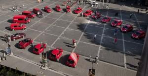 Fahrzeuge von Stadtmobil