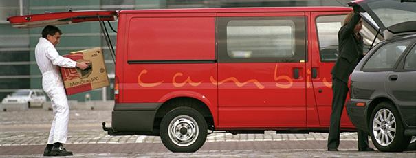 Transporter von Cambio