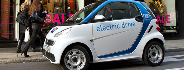 car2go electric drive