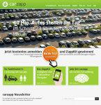 carzapp Webseite