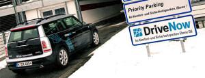 DriveNow am Flughafen München