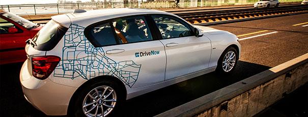 BMW1er von DriveNow