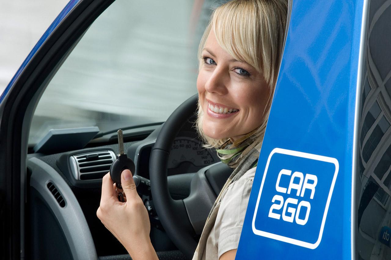 Gut gelaunte car2go-Kunden bald auch in München