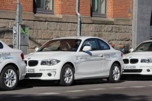 BMW ActiveE in Berlin
