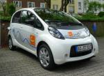 Elektrofahrzeuge sorgen für ein positives Carsharing-Image