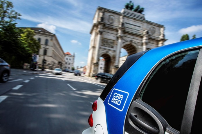 car2go München