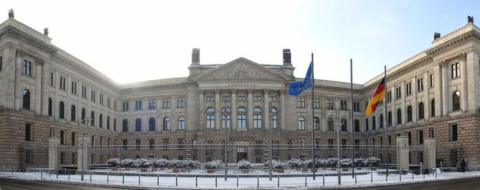 Bundesrat von aussen