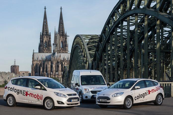 colognE-mobil in Köln