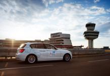 DriveNow am Flughafen Tegel