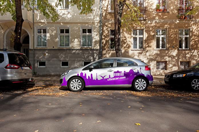 CiteeCar in Potsdam