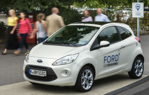 Ford Carsharing