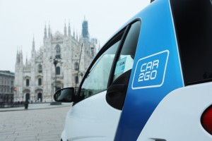 car2go in Mailand