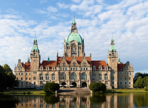 Neue Rathaus Hannover