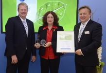 Auszeichnung Green Fleet Award