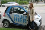 Carsharing-Atlas 2013 Mobil in Deutschland e.V. - hier car2go