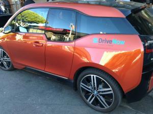 BMW i3 DriveNow © George Betak
