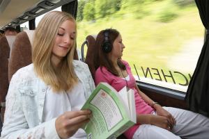 Komfort im Bus © Flixbus