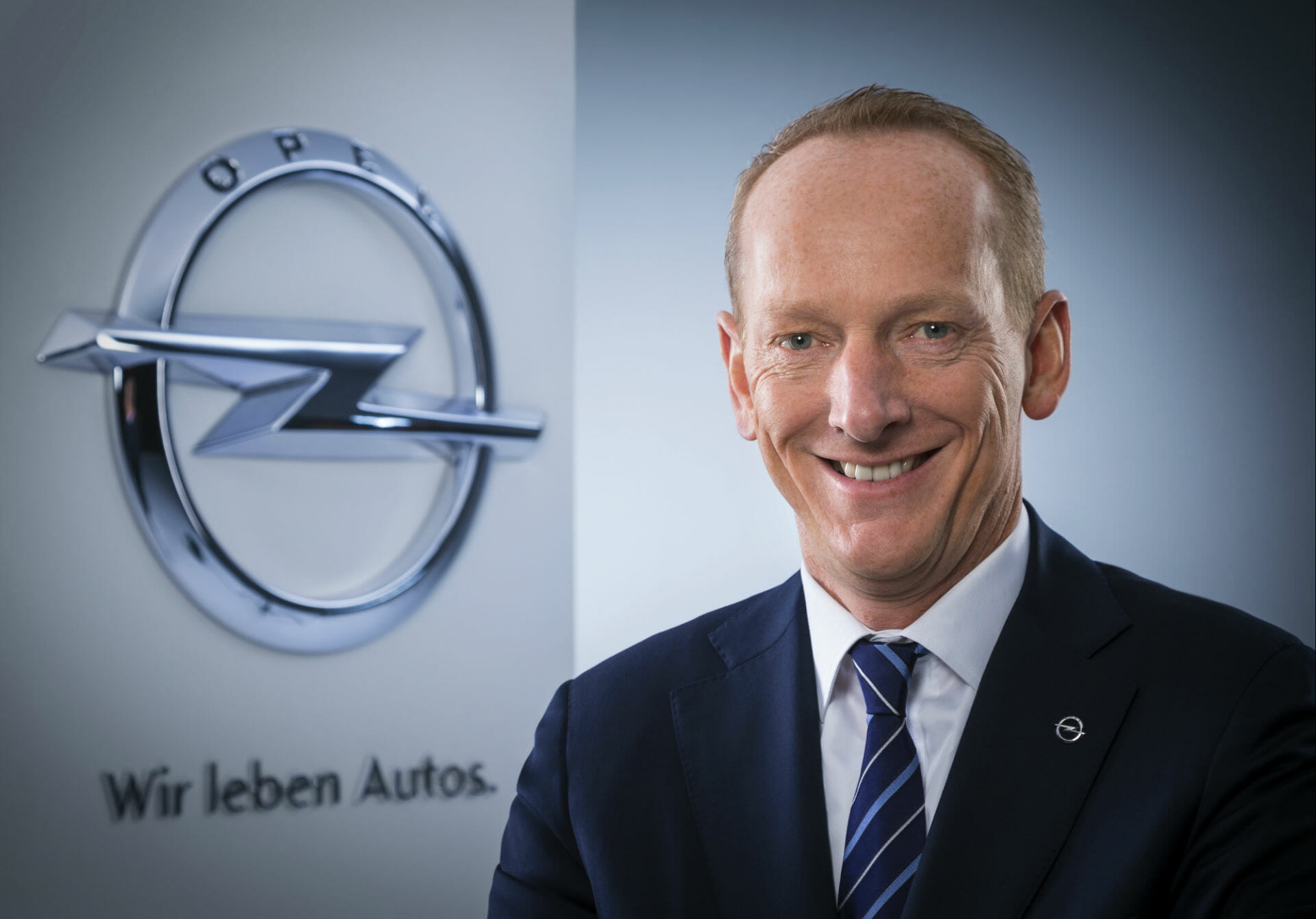 Opel Chef Karl Thomas Neumann
