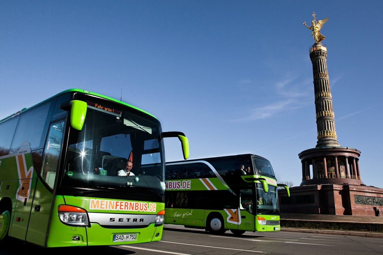 MeinFernbus in Berlin