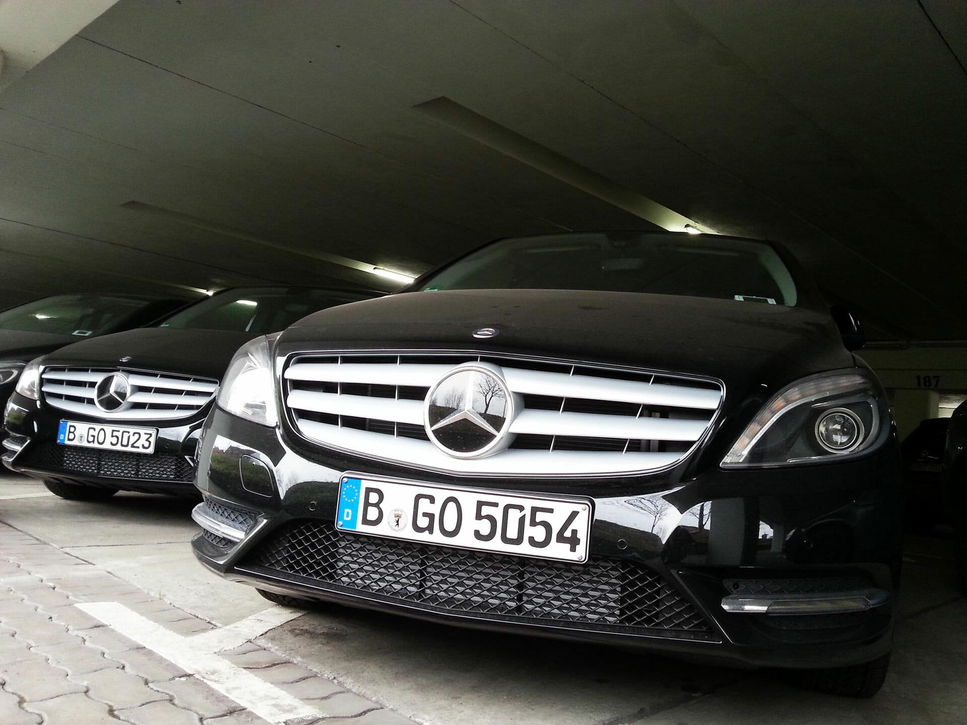 car2go black Front