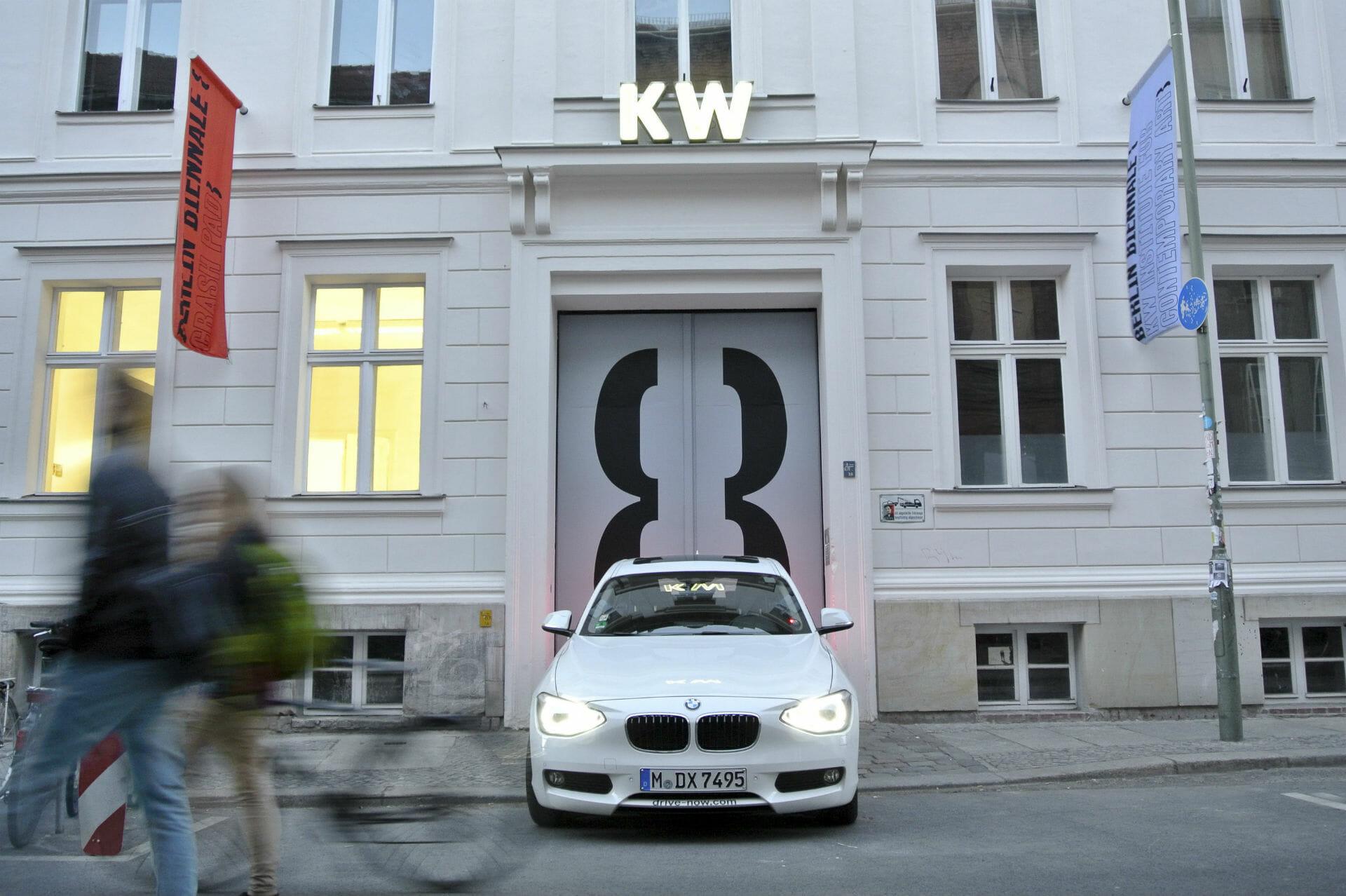 DriveNow Biennale