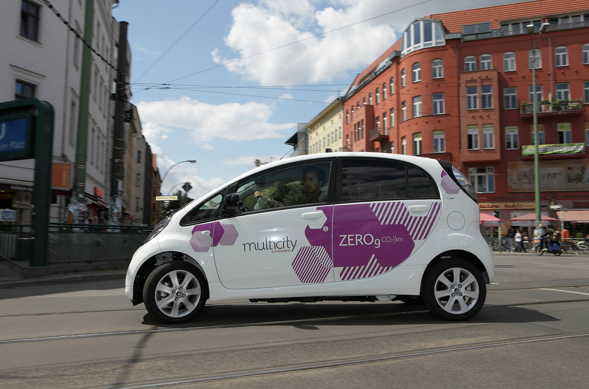 C-Zero von Multicity Carsharing