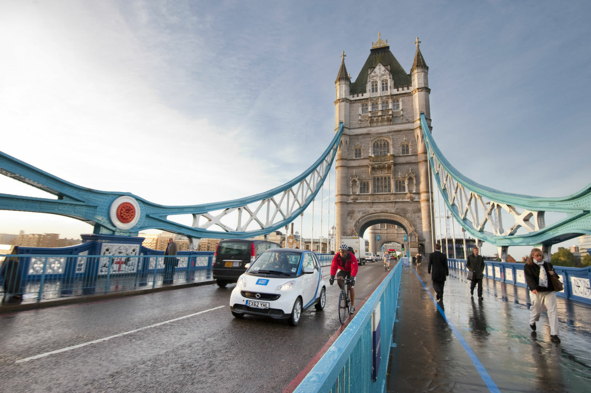 car2go in London