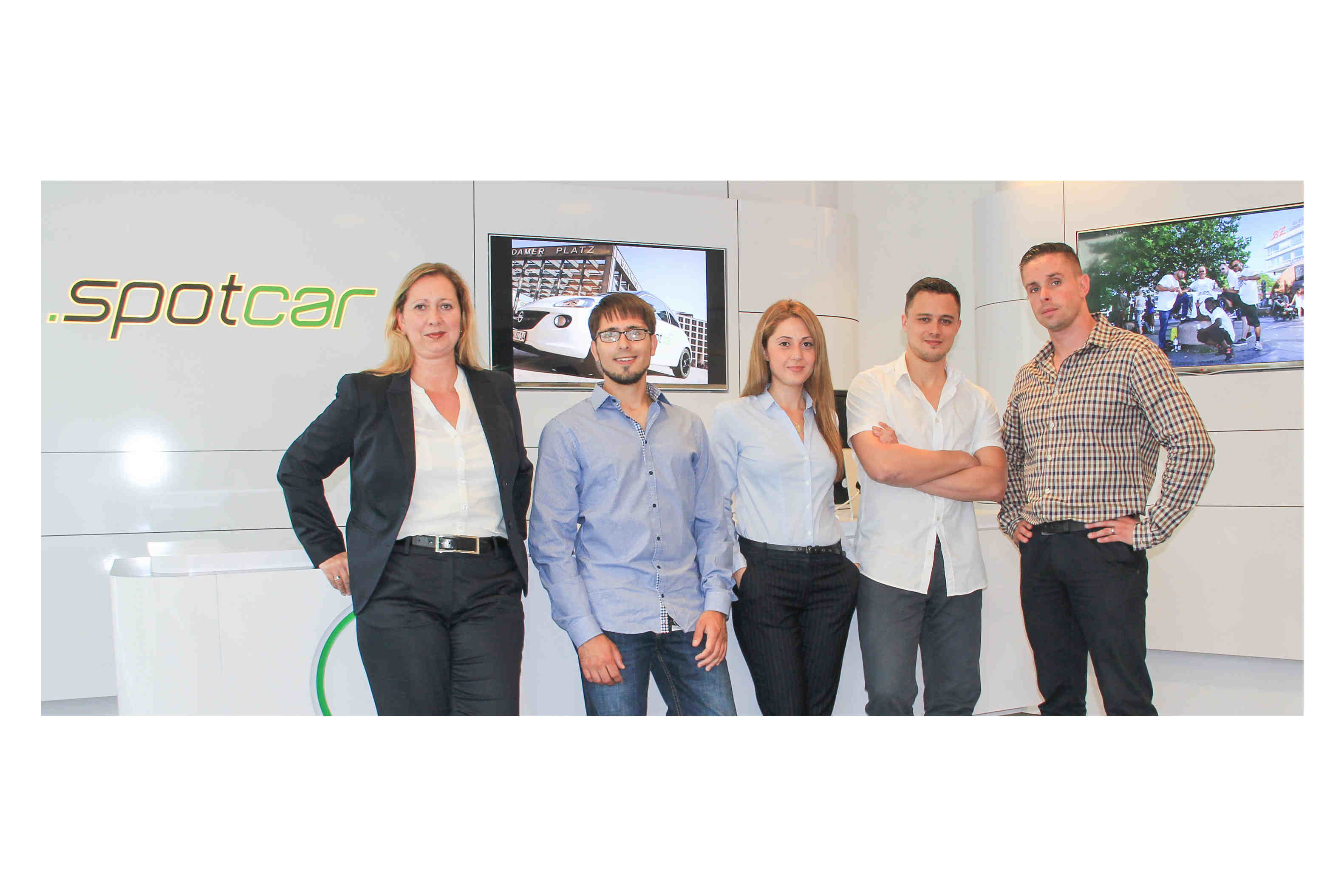 Spotcar Team