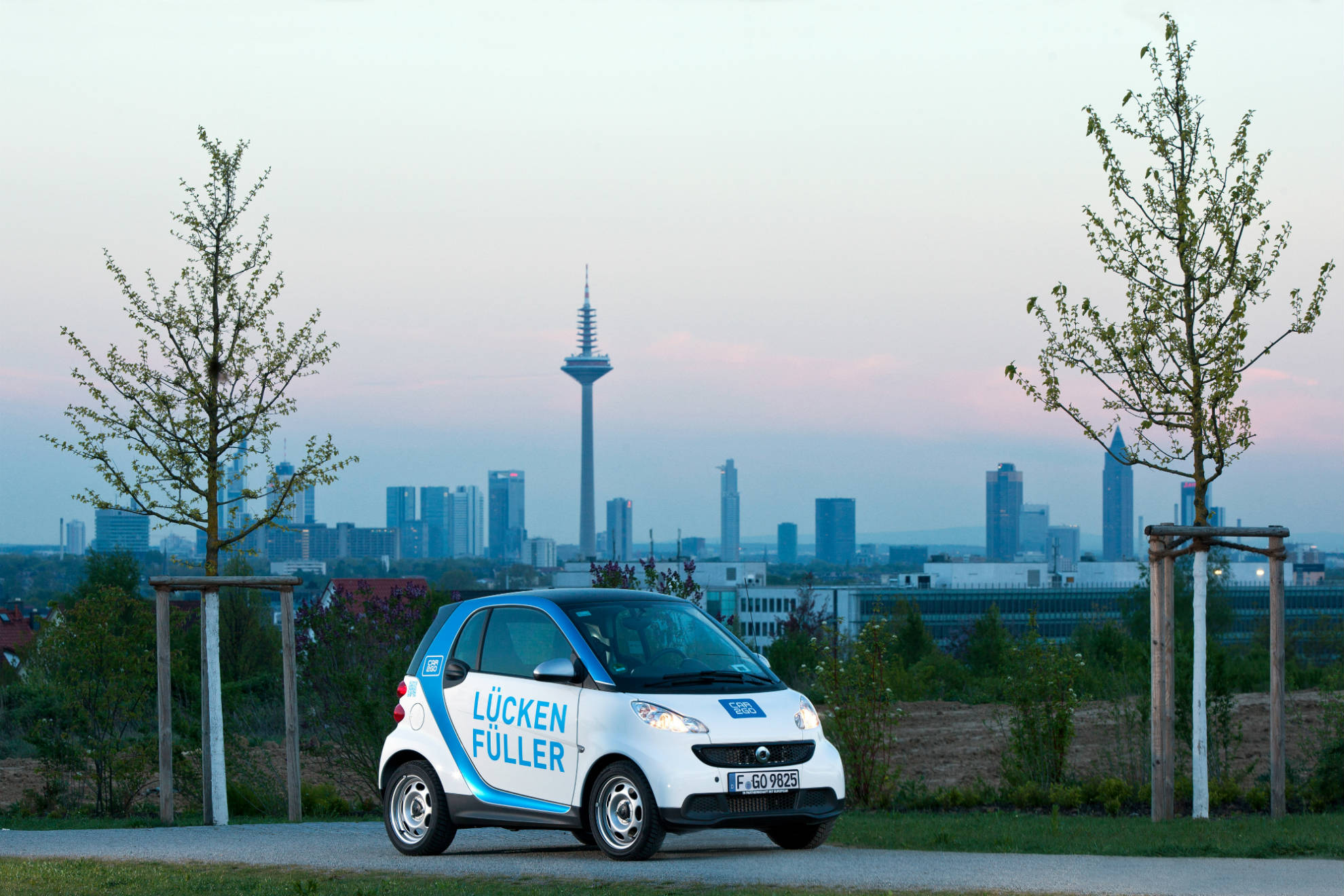 car2go in Frankfurt am Main