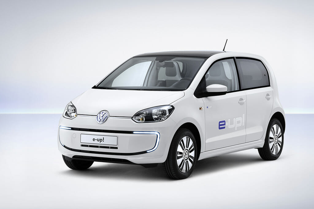 Der Volkswagen e-up!