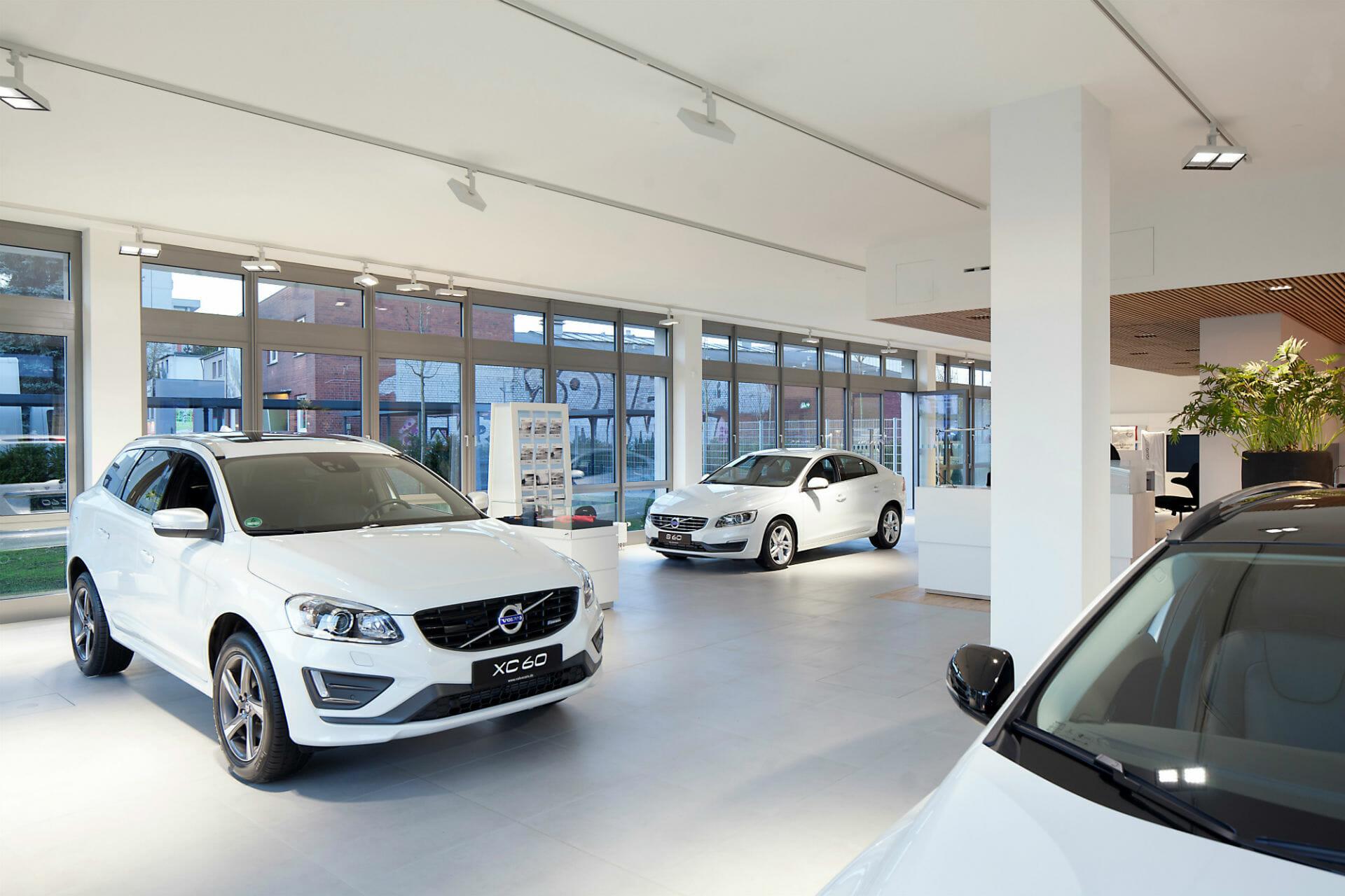 Zentrale der Volvo Car Germany GmbH in Köln-Deutz