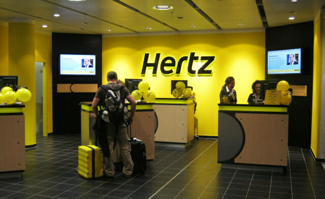 hertz setzt auf kostrom carsharing news. Black Bedroom Furniture Sets. Home Design Ideas