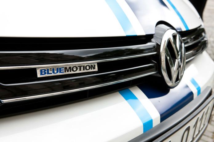 Bei Quicar kommt der Golf BlueMotion 1,6 TDI zum Einsatz