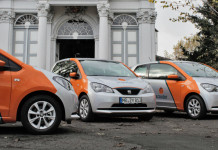 Scouter Carsharing Flotte