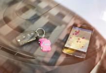 Drivy Schlüsselanhänger und Appe
