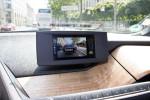 BMW i3 von DriveNow Rückfahrkamera