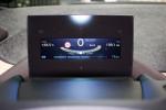 BMW i3 von DriveNow Monitor für den Fahrer