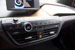 BMW i3 von DriveNow Mittelkonsole