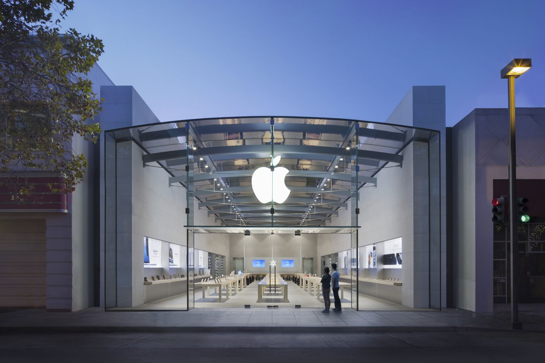 Apple Store in Kalifornien