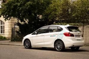 DriveNow BMW 2er Active Tourer