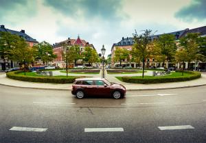 Neuer MINI Clubman von DriveNow in München