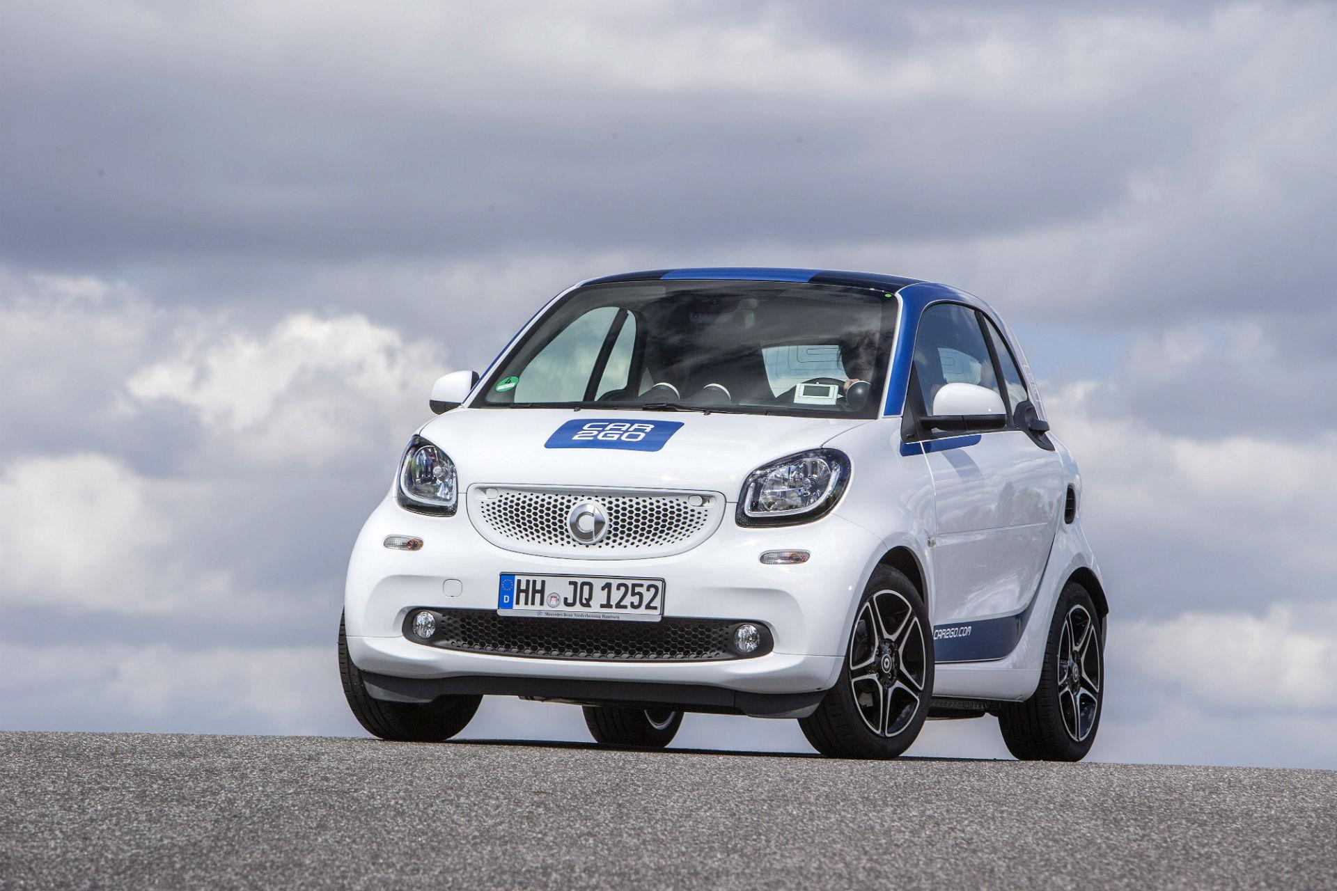 Neuer Smart von car2go