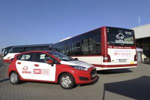 Verkehrsverbund Mittelthüringen und teilAuto
