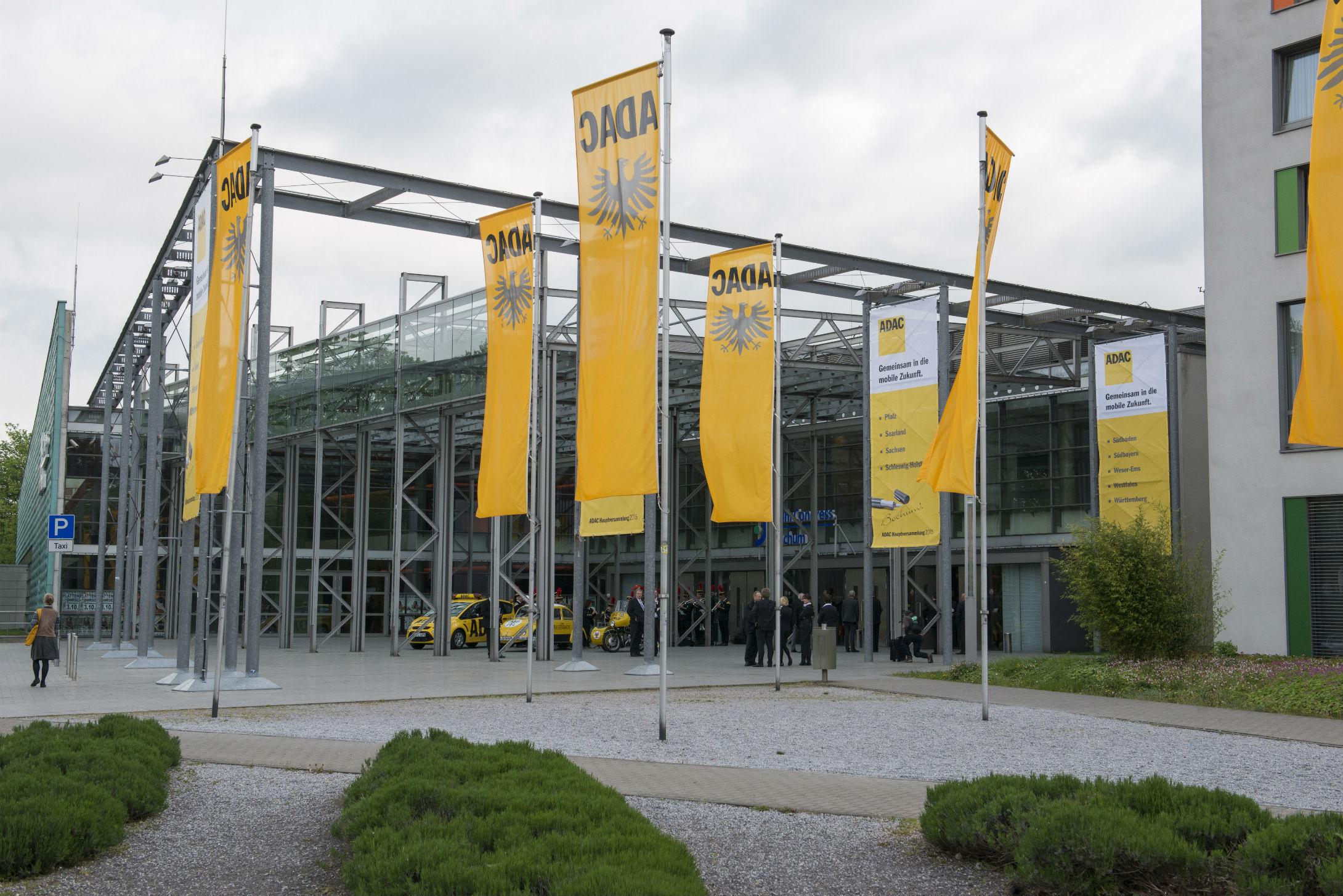 RuhrCongress Zentrum