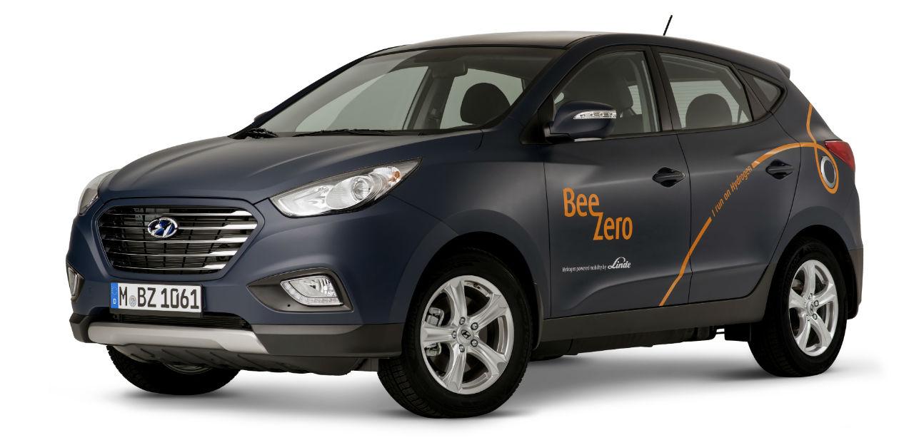 Hyundai ix35 Fuel Cell von BeeZero