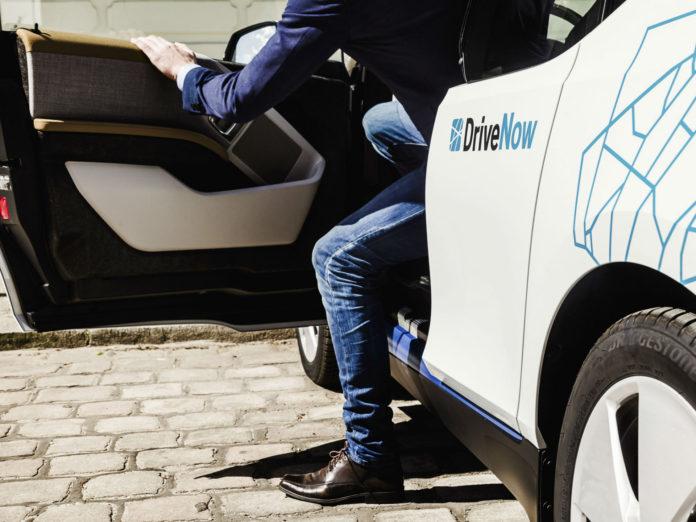 DriveNow BMW i3
