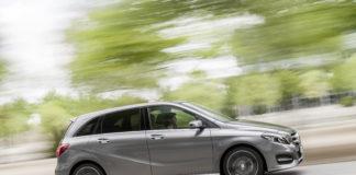Mercedes-Benz B-Klasse Modelljahr 2014