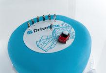 DriveNow Geburtstagstorte